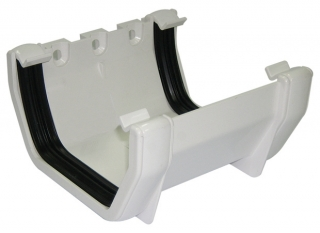 FloPlast 114mm Square Union Brackets