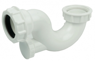 FloPlast 20mm Seal Shallow Bath Trap