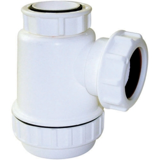FloPlast 38mm Seal Bottle Traps