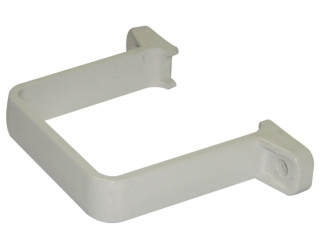 FloPlast 65mm Square Flush Pipe Clips