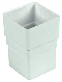 FloPlast 65mm Square Pipe Sockets