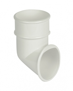 FloPlast 68mm Round Pipe Shoes