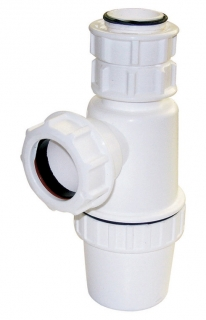 FloPlast 76mm Seal Telescopic Bottle Traps