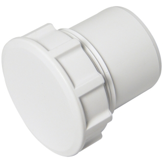 FloPlast ABS Solvent Weld Access Plugs