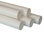 Image for FloPlast ABS Solvent Weld Waste Pipe 50mm x 3m - White