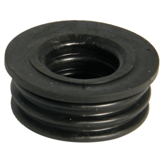 FloPlast Boss Adaptors - Rubber Pushfit