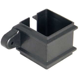 FloPlast Cast Iron Style 65mm Square Pipe Clip