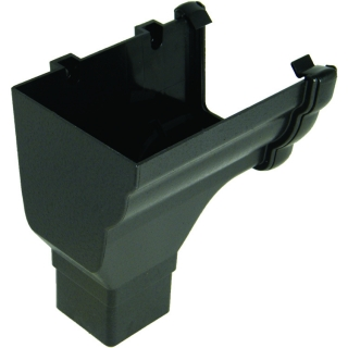 FloPlast Niagara Cast Iron Style Stop End Outlets