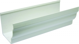 FloPlast Niagara Gutter - 4m Lengths