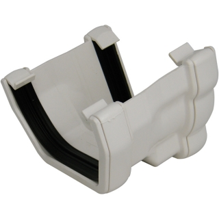 FloPlast Niagara To Square Adaptors - Left Handed