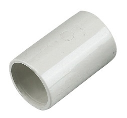 FloPlast Overflow Couplings - White