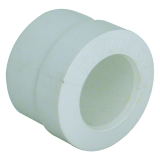 FloPlast Waste To Overflow Reducers - White