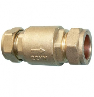 Full Flow Single Check Valves