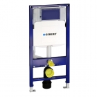 Image for Geberit Duofix Frame with Omega 120mm Cistern - Height 820mm - 111.004.00.1