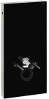 Image for Geberit Monolith Module for Wall Hung 1010mm WC - Black Glass - 131.021.SJ.5