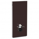 Image for Geberit Monolith Module for Wall Hung 1140mm WC - Umber Glass - 131.031.SQ.5