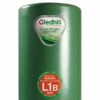 Image for Gledhill Economy 7 FC166 Direct Vented EnviroFoam 1200 x 450 Hot Water Cylinder 166 Litre