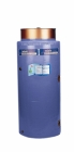 Image for Gledhill Economy 7 FTI140 Indirect Vented 1500mm x 400mm EnviroFoam Combination Cylinder 140/25 Litre - BEICT07