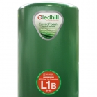 Image for Gledhill Envirofoam Indirect Lagged Stainless Steel Cylinder 140 Litres - SE42X18IND