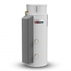 Image for Gledhill PulsaCoil 150L Stainless Thermal Store Cylinder Left Hand Connections