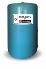 Image for Gledhill Replacyl Stainless Spray Foamed Vented Cylinder 162 Litres - SEREP48X18IND