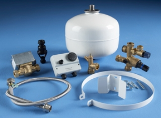 Gledhill Cylinder Expansion Vessel Kit
