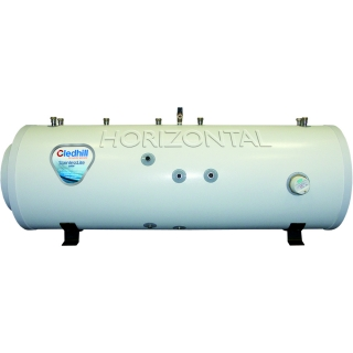 Gledhill Stainless Lite Horizontal Indirect Unvented Solar Cylinders