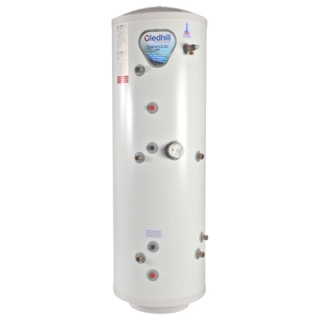 Gledhill Stainless Lite Open Vented Solar Cylinder - Indirect