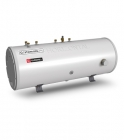 Image for Gledhill Stainless Lite Plus Horizontal Solar Unvented Indirect Cylinder 180 Litre - PLUIN180SH