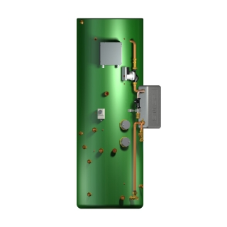 Gledhill Torrent ECO HP SOL Thermal Store Heat Pump Solar Cylinders
