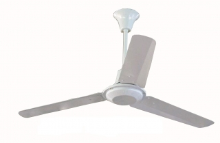 "Global Kroma 36"" Chrome Ceiling Fan"