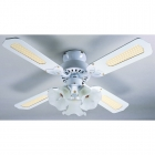 """Image for Global Rio 36"""" Dual Mount White Ceiling Fan"""