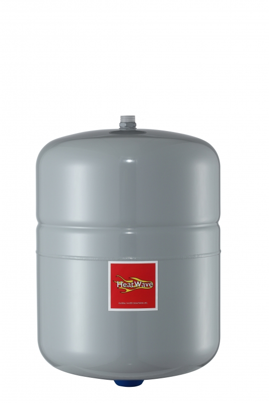 Inline Expansion Tank : Global water solutions heatwave inline expansion vessels