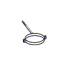 Glow-worm Fixing Brackets (Pack of 5) 2000460486