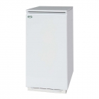 Grant Vortex Eco Oil Boiler with white casing