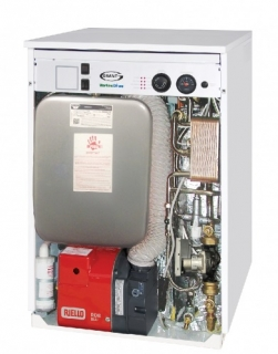 Grant VortexBlue 26kW Floor Standing Combination Boiler Oil ErP