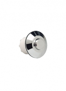 Grohe Adagio Push Air Button CP Metal For Thicker Panels 38496