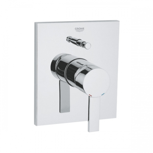 grohe allure bath shower mixer trim 19315000 showers grohe eurostyle chrome single lever bath shower mixer tap