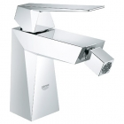 Image for Grohe Allure Brilliant Deck Mounted Bidet Monobloc With Pop-Up Waste - 23117000