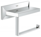 Image for Grohe Allure Brilliant Toilet Roll Holder 40499