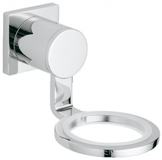 Grohe Allure Glass / Soap Dish Holder 40278