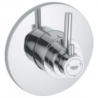 Image for Grohe Avensys Modern Concealed Dual Control Shower Mixer Valve - 34224000