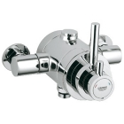 Image for Grohe Avensys Modern Exposed Dual Control Shower Mixer 34222