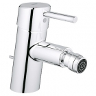 Image for Grohe Concetto Deck Mounted Small Bidet Monobloc With Pop-Up Waste - 32208001