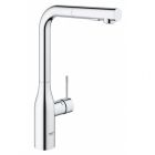 Image for Grohe Essence Kitchen Tap with Pull-Out Spray - 30270000