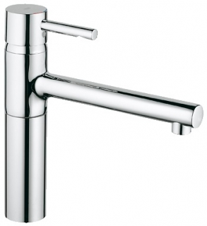 Grohe Essence SuperSteel Kitchen Sink Mixer 32105DC0