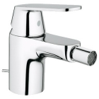 Image for Grohe Eurosmart Cosmopolitan Deck Mounted Bidet Mixer With Pop-Up Waste - 32839000