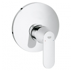 Image for Grohe Eurosmart Cosmopolitan Single Lever Shower Mixer Trim - 19383000