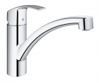 GROHE Eurosmart New Kitchen Tap with Low Spout
