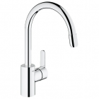 Image for Grohe Eurostyle Cosmopolitan Pull-Down Spout Kitchen Sink Mixer - 31126004
